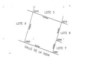 Foto de terreno habitacional en venta en de la india lote 8 manzana 133 , fundadores, chihuahua, chihuahua, 9172951 No. 01