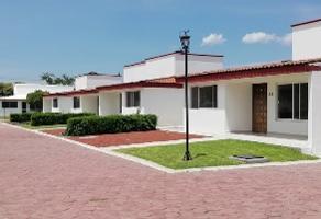 Foto de casa en venta en de la rosa , tezoyuca, emiliano zapata, morelos, 10767464 No. 01