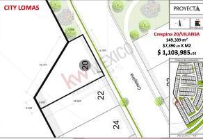 Foto de terreno habitacional en venta en  , de la santísima, san andrés cholula, puebla, 14421902 No. 01