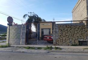 Foto de casa en venta en de la transformación 100, barrio de la industria, monterrey, nuevo león, 0 No. 01