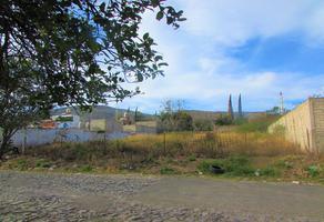 Foto de terreno habitacional en venta en de los crisantemos 657, santa cruz de las flores, tlajomulco de zúñiga, jalisco, 0 No. 01