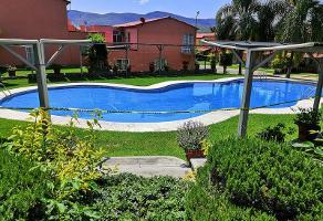 Foto de casa en venta en de los padres 1, paseos de tezoyuca, emiliano zapata, morelos, 0 No. 01