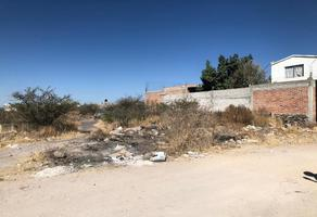 Foto de terreno habitacional en venta en de los ranchos 3, ecológica (valle de oro), corregidora, querétaro, 0 No. 01