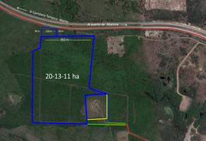 Foto de terreno habitacional en venta en  , de los ríos, altamira, tamaulipas, 20183243 No. 01