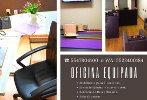 Foto de oficina en renta en Sindicato Mexicano de Electricistas, Azcapotzalco, DF / CDMX, 21110635,  no 01