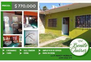 Foto de casa en venta en decreto cementerio 148, benito juárez, veracruz, veracruz de ignacio de la llave, 0 No. 01
