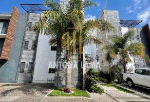 Foto de departamento en venta en Aztlán, San Andrés Cholula, Puebla, 20967179,  no 01