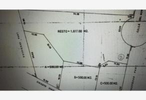 Foto de terreno habitacional en venta en . ., del bosque, cuernavaca, morelos, 9402866 No. 01