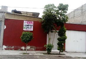 Foto de casa en venta en  , del carmen, valle de chalco solidaridad, méxico, 0 No. 01