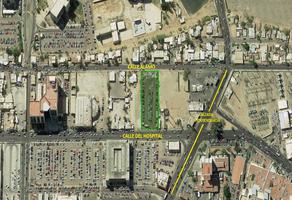 Foto de terreno habitacional en venta en del hospital , centro cívico, mexicali, baja california, 10955295 No. 01