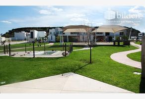 Foto de terreno habitacional en venta en  , del lago, durango, durango, 17059923 No. 01