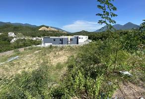 Foto de terreno habitacional en venta en  , del maestro, santiago, nuevo león, 0 No. 01