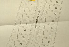 Foto de terreno habitacional en venta en  , jalapa, mérida, yucatán, 10803003 No. 02