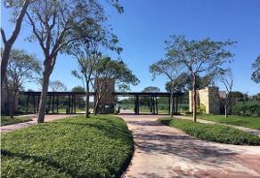 Foto de terreno habitacional en venta en  , del parque, mérida, yucatán, 14200757 No. 01