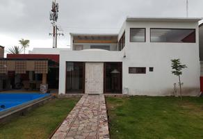 Foto de casa en renta en del perdido 100, vergel del acueducto, tequisquiapan, querétaro, 15164407 No. 01