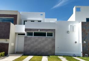 Foto de casa en venta en  , del pilar residencial, tlajomulco de zúñiga, jalisco, 6134468 No. 01