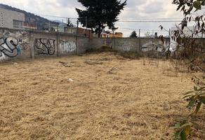 Foto de terreno habitacional en venta en del pozo s/n , santa cruz atzcapotzaltongo centro, toluca, méxico, 18830253 No. 01