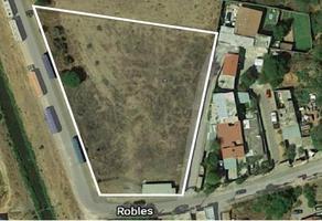 Foto de terreno habitacional en renta en del roble , la cruz, san juan del río, querétaro, 14022992 No. 01