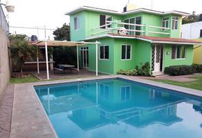 Foto de casa en renta en del rosal 2, narciso mendoza, cuautla, morelos, 12958050 No. 01