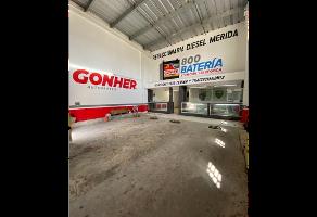 Foto de bodega en venta en  , del sur, mérida, yucatán, 15986827 No. 01