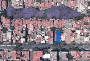 Foto de terreno habitacional en venta en  , del valle centro, benito juárez, df / cdmx, 15854243 No. 01