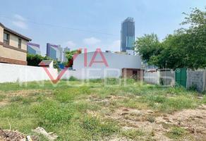 Foto de terreno habitacional en venta en  , del valle, san pedro garza garcía, nuevo león, 13982276 No. 01