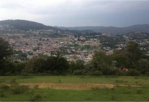 Foto de terreno habitacional en venta en  , del viento, mineral del monte, hidalgo, 14071933 No. 01