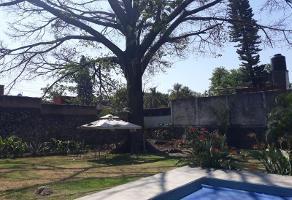 Foto de terreno habitacional en venta en  , delicias, cuernavaca, morelos, 6902897 No. 01