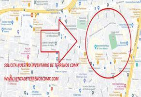 Foto de terreno habitacional en venta en deportes 30, ciudad de los deportes, benito juárez, df / cdmx, 0 No. 01