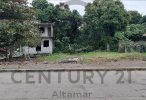 Foto de terreno habitacional en venta en  , deportiva, cerro azul, veracruz de ignacio de la llave, 14971543 No. 01