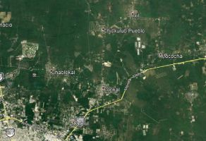 Foto de terreno comercial en venta en Conkal, Conkal, Yucatán, 12522386,  no 01