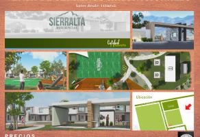 Foto de terreno habitacional en venta en Real del Sol, Saltillo, Coahuila de Zaragoza, 12543600,  no 01