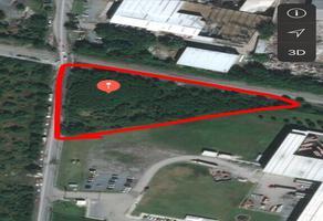 Foto de terreno comercial en venta en dia del empresario , tanque de guadalupe, monterrey, nuevo león, 0 No. 01