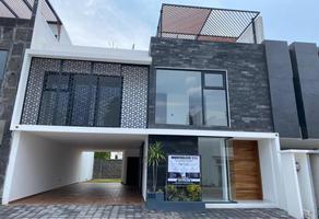 Foto de casa en venta en diagonal rancho san isidro 3216, ampliación momoxpan, san pedro cholula, puebla, 0 No. 01