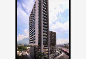 Foto de departamento en venta en diagonal y avenida 2 de abril 120, roma, monterrey, nuevo león, 9450028 No. 01