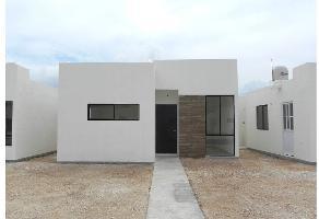 Foto de casa en venta en  , diamante paseos de opichen, mérida, yucatán, 14300943 No. 01