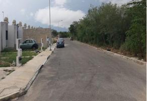Foto de terreno habitacional en venta en  , paseos de opichen, mérida, yucatán, 6895372 No. 01