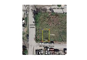 Foto de terreno habitacional en venta en diego rivera , lomas de san juan, matamoros, tamaulipas, 0 No. 01