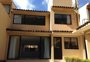 Foto de casa en condominio en venta en división del norte , memetla, cuajimalpa de morelos, df / cdmx, 11517691 No. 01