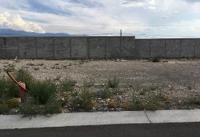 Foto de terreno habitacional en venta en doctor jesus valdes sánchez , arteaga centro, arteaga, coahuila de zaragoza, 14036272 No. 01