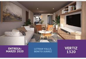 Foto de departamento en venta en doctor josé maría vertiz 1320, letrán valle, benito juárez, df / cdmx, 20147309 No. 01