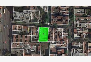 Foto de terreno comercial en venta en doctor zamora y duque 00, escandón i sección, miguel hidalgo, df / cdmx, 4906592 No. 01