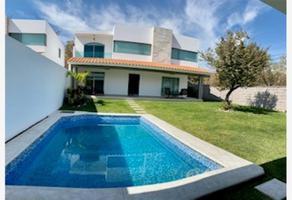 Foto de casa en venta en doctores 100, lomas de jiutepec, jiutepec, morelos, 18819863 No. 01