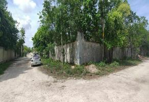 Foto de terreno habitacional en venta en doctores , álamos i, benito juárez, quintana roo, 0 No. 01