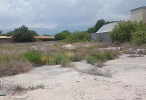Foto de terreno habitacional en venta en  , doctores, saltillo, coahuila de zaragoza, 5378765 No. 01