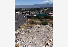 Foto de terreno habitacional en venta en doctores xxx, cerro del pueblo, saltillo, coahuila de zaragoza, 6959643 No. 01