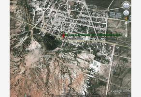 Foto de terreno habitacional en venta en domicilio conocido 100, san juan de la vaquería, saltillo, coahuila de zaragoza, 7539787 No. 01