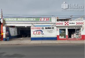 Foto de local en venta en domingo arrieta 100, juan lira bracho, durango, durango, 9496741 No. 01