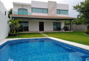 Foto de casa en venta en domitilo evangelista 0, ampliación joyas de agua, jiutepec, morelos, 16058337 No. 01