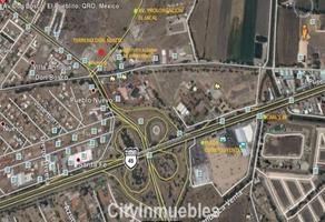 Foto de terreno comercial en venta en  , don bosco, corregidora, querétaro, 17848709 No. 01